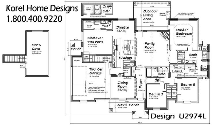 House plans by korel home designs home decorating for Korel home designs online