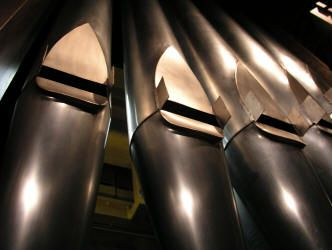 Photo of some pipes