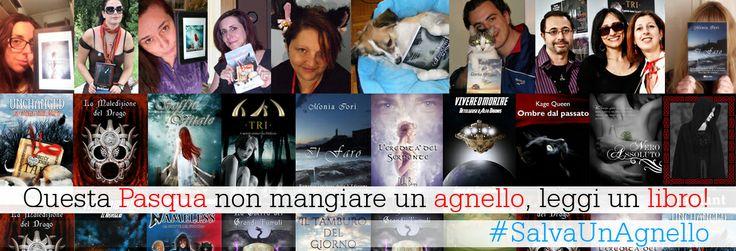 Autori #self uniti per salvare gli #agnellini! :) http://www.selectedselfpublishing.it/ #SalvaUnAgnello