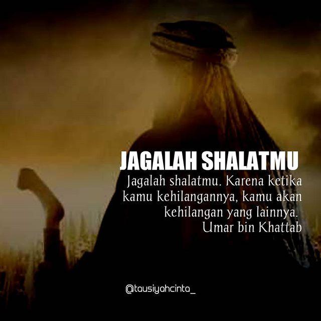 Jagalah Shalatmu Karena Ketika Kamu Kehilangannya Kamu Akan