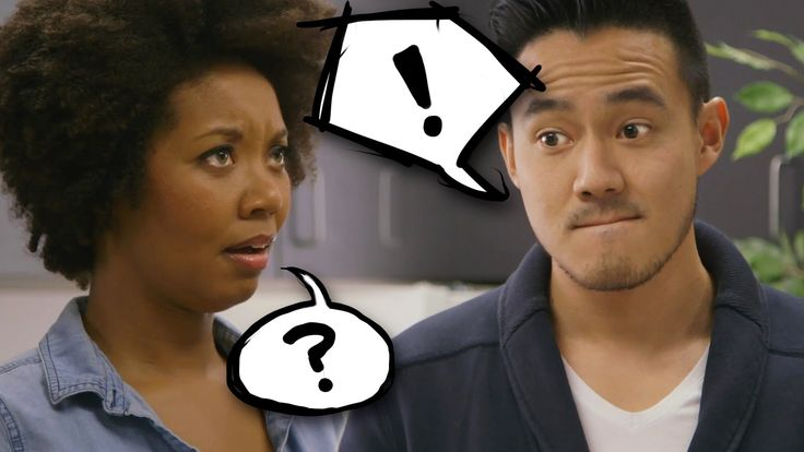 "Accidental Racism from Wong Fu.  Very funny!  ""Where are you from from?"""