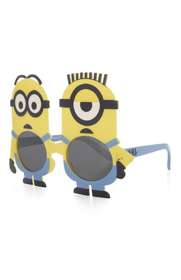 Primark - Minions Sunglasses