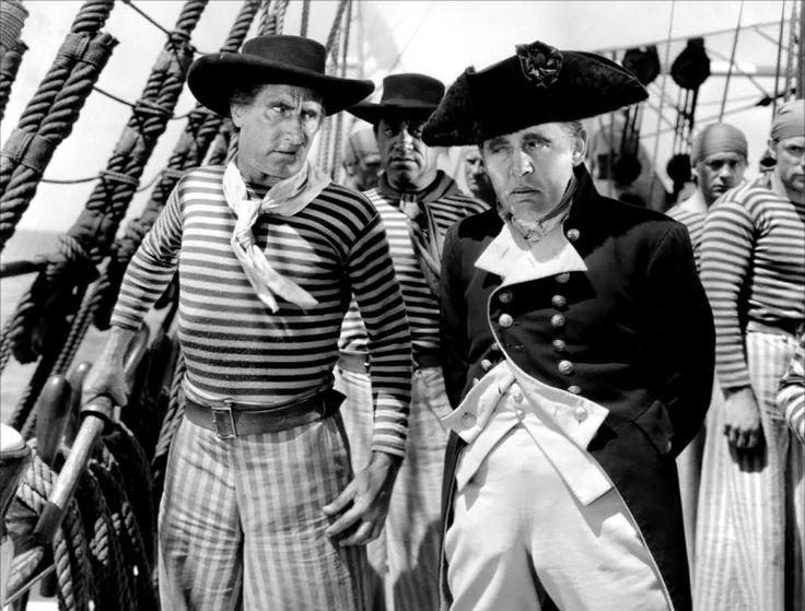 Charles Laughton as  Captain Bligh - Mutiny on the Bounty, 1935