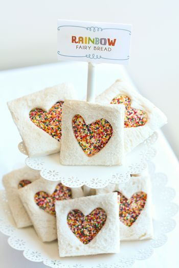 All That Sprinkles – Sprinkles Party Food Ideas #Sprinkles #party #food…