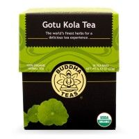 Gotu Kola Tea – A savory tea from the tiny leaves of gotu kola