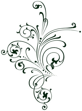 Filigree Tattoo Idea,  Go To www.likegossip.com to get more Gossip News!