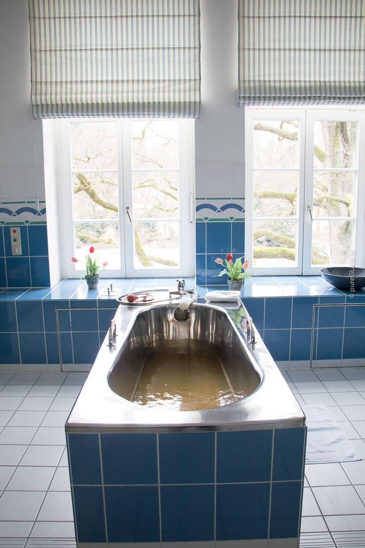 Wellness in NRW - Beste Wellnesshotels - Top Wellnessangebote - Köln, Düsseldorf, Ruhrgebiet und Münsterland - Wo bekomme ich ein Romantikwochenende, welche Spa-Suite gibt es, Medizinische Wellness mit Moorbach