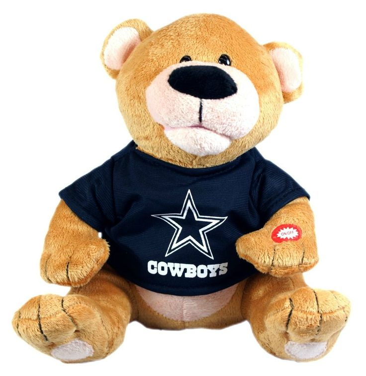 Dallas Cowboys Loud Mouth Mascot