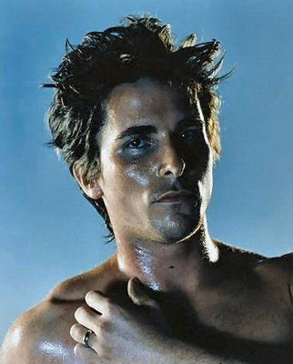 Christian Bale.    All sorts of YES!: Eye Candy, Hotties, Gorgeous Men, Christian Bale, Celeb, Batman, Boys Boys, People, Eyecandy
