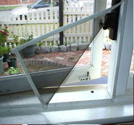 A window insect screens or bug screen is a metal wire, fiberglass, or other synthetic fiber mesh, stretched in a frame of wood or metal, designed to cover the opening of an open window. The cool breeze that comes in through open windows and doors is all too often accompanied by mosquitoes, flies, spiders and wasps.