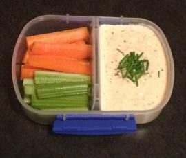 Recipe Bacon and Onion Dip . . . HOWEZAT! by Emoke - Recipe of category Sauces, dips & spreads