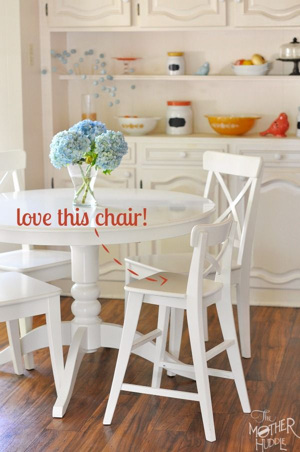 ingolf junior chair painted furniture pinterest table and chairs