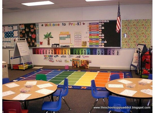 78 Best Images About Prek Classroom Setup On Pinterest