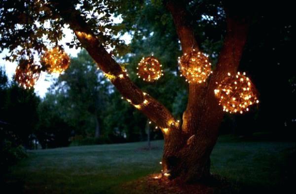 Choosing Decorative Garden Lighting For Outdoor