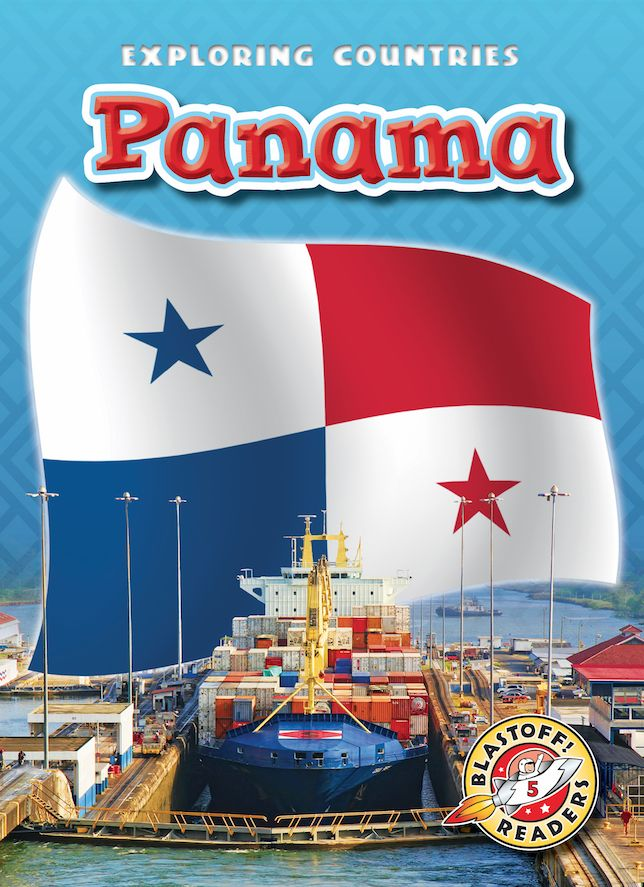 Anchored between Costa Rica and Colombia, the small country of Panama flourishes with activity. Colorful festivals, a city rain forest full of animals, and the busy Panama Canal are big factors in Panama's healthy economy. Discover the history behind one of Latin America's most prosperous nations in this title for young readers. Blastoff! Level: 5 Reading Level: Grade 4 Interest Level: Grades 3-7 Word Count: 1439 Pages: 32