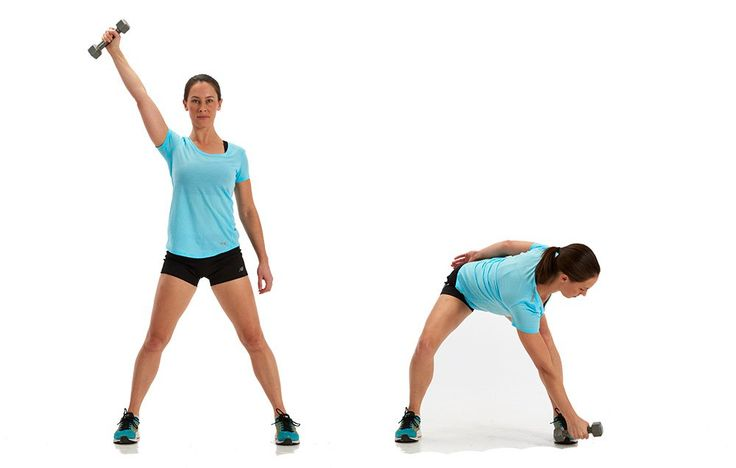​Single-Leg Oppositional Star http://www.runnersworld.com/ironstrength/5-great-hiit-moves-runners-need-to-know/slide/3