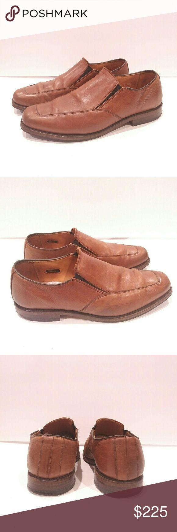 Allen edmonds mens slip on dress shoes 8.5 Allen edmonds mens shoes size 8.5 milford Venetian double gore loafer Allen Edmonds Shoes Loafers & Slip-Ons