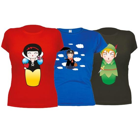 Es imposible resistirse a estas camisetas de cuento que no hacen otra cosa que trasladarnos a nuestra tierna infancia. Mary Poppins, El Principito o la Caperucita Roja son sólo una muestra del imaginario del que parte esta colección de camisetas de la Pendientera. http://www.neodalia.com/es/ventas/camisetas-de-cuento