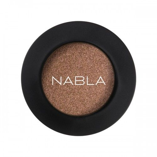 Prachtige losse (hoog gepigmenteerde) oogschaduw van Nabla Cosmetics! Kleur TRIBECA ; diepbruine kleur met pink & bronze reflecties Zowel nat als droog aan te brengen! Crueltyfree & Vegan Makeup, zonder parabenenen siliconen etc. Inhoud: 2,5g