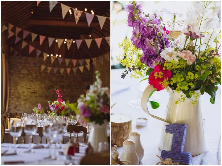 Emily and Ben's Summer Fete Wedding Complete with Ceilidh. By Zoe Campbell