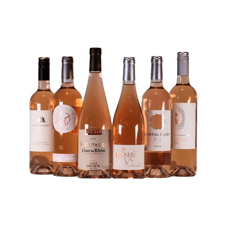"""This mix of dry, crisp and crushable French rosés will get you hooked on the pink drink and have you shouting """"Yes Way, Rosé!"""" in no time!"""