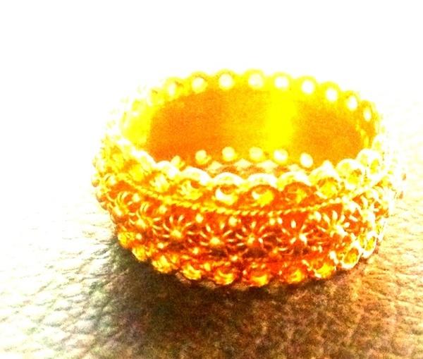 Fede sarda (sardinian wedding ring)