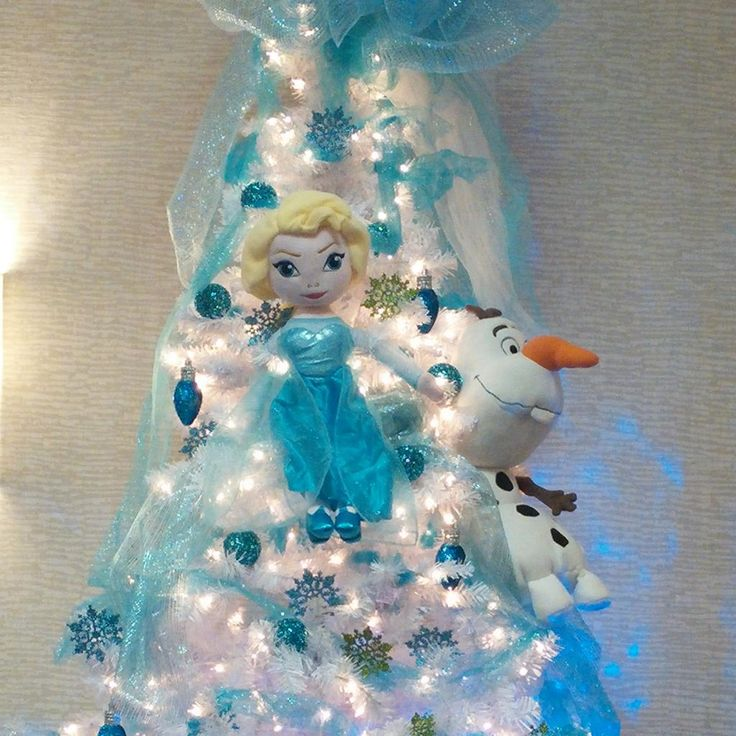 available now for president order only through avon these wonderful characters are 26 tall disney christmas treesfrozen - Frozen Christmas Tree Ornaments