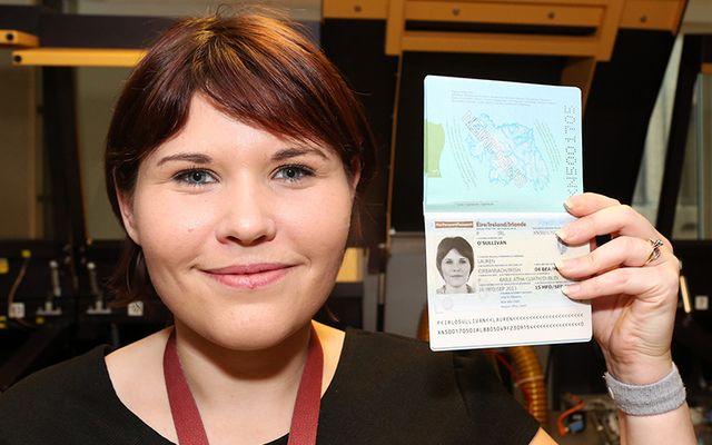 passport renewal form annexure b