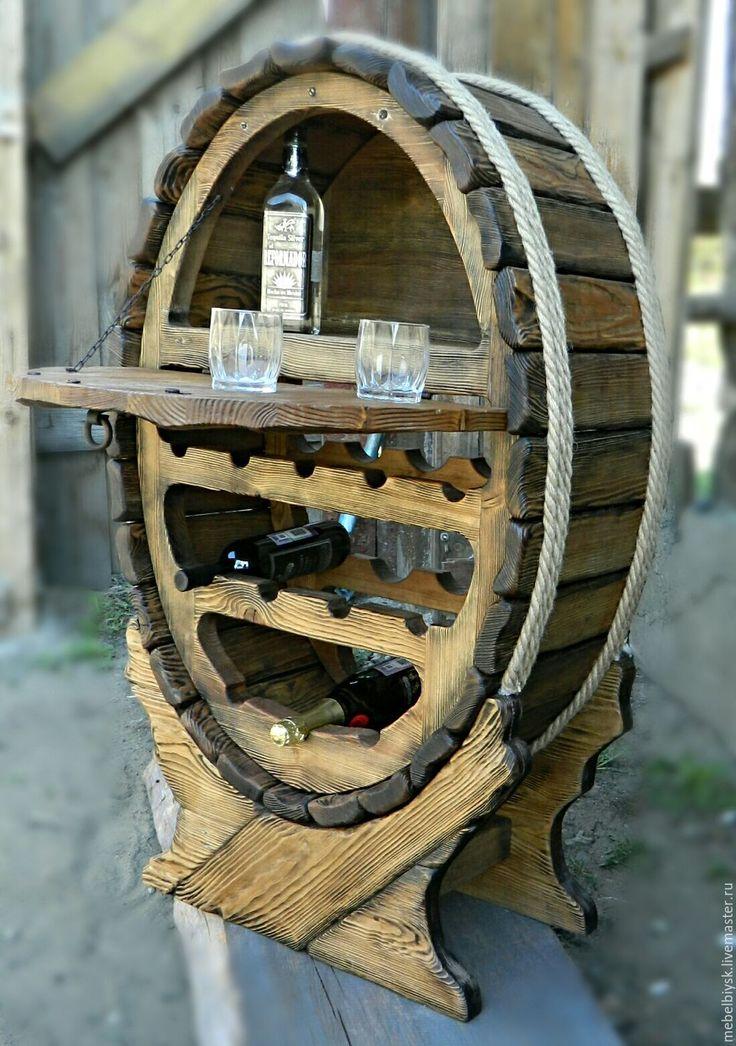 Самодельные мини бары из дерева фото чертежи