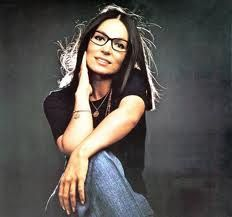 Nana Mouskouri.  Greek international singer.  Hers is one of those pure, clear, wonderful voices that is so rare.