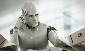 Are machines taking over the jobs market? A new study suggests not.