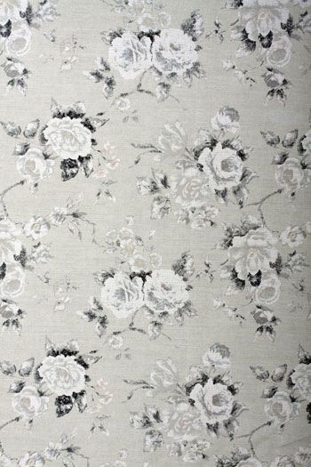 Emmeline in Grey Annie Sloan fabric would be great with duck egg blue
