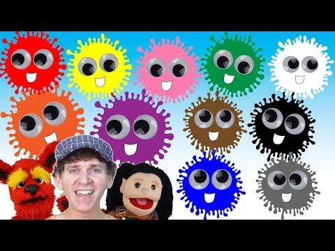 What Color Is it? Song | Learn 11 Colors | Learn English Kids - YouTube