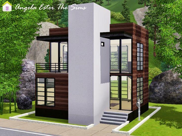 Angela Ester The Sims: Minicasa 23 - The Sims 3