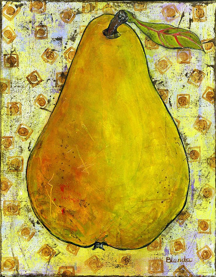 17 best Pear Art images on Pinterest | Pears, Pear trees and Fine ...