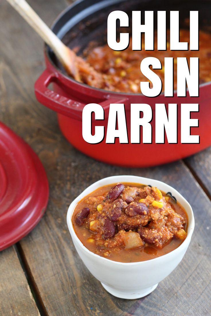 Salut les loulous, Aujourd'hui on s'attaque à un grand classique de la cuisineaméricaine… Le chili consin carne ! Une recette toute simple, comme vous pourrez le voir, dans laqu…