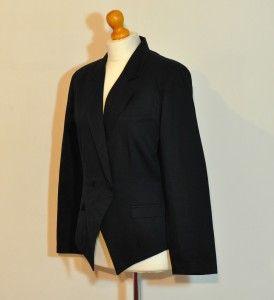 Black vintage jacket for sale on www.caosretro.com