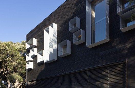 Window boxes Narrow reveals