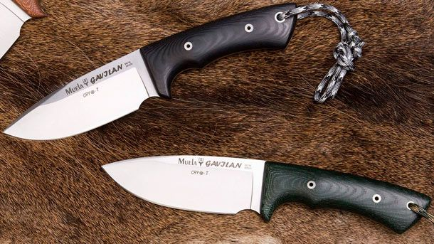 Muela анонсировала полностью обновлённую серию ножей для охоты - Muela Gavilan