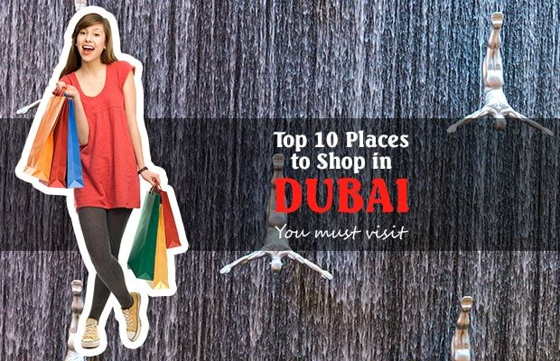 Find a list of Top 10 Places to Shop in Dubai - you must visit attractions and Enjoy Shopping there at best and cheap rates. http://goo.gl/3abAAV  #DubaiShopping #DubaiTour
