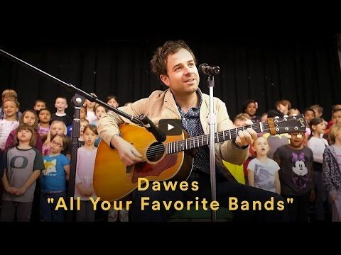 Dawes - All Your Favorite Bands (Official Video) - YouTube