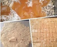 Recipe Trish's tasty raw bars for kids lunches by 07077 - Recipe of category Basics