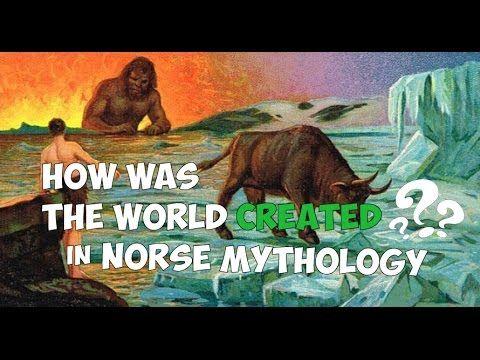 Penciptaan Dunia ~ Mitologi Nordik