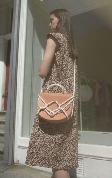Anaïse | Eatable of Many Orders Bum Bag, A Detacher dress