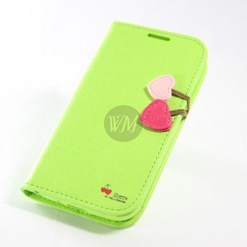 Husa Samsung Galaxy S4 Deere Wallet Green