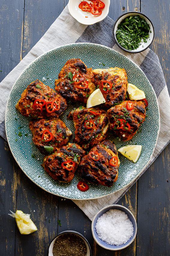 Easy chicken tikka masala thighs