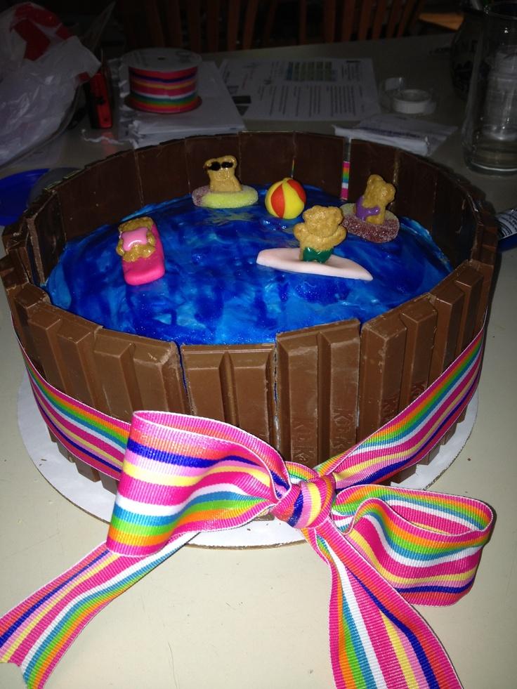 Summer cake Cake ideas. Pinterest Summer Cakes ...