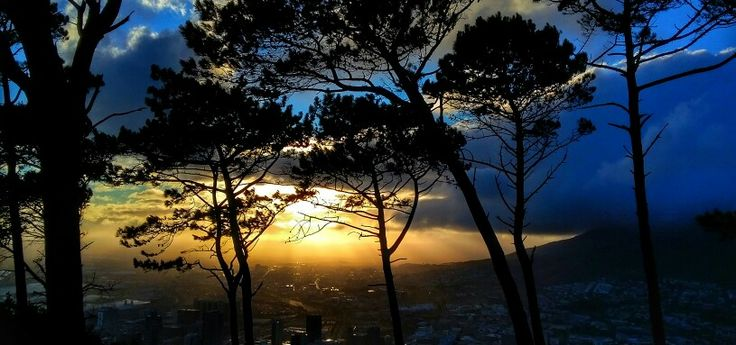 Sunrise Cape Town