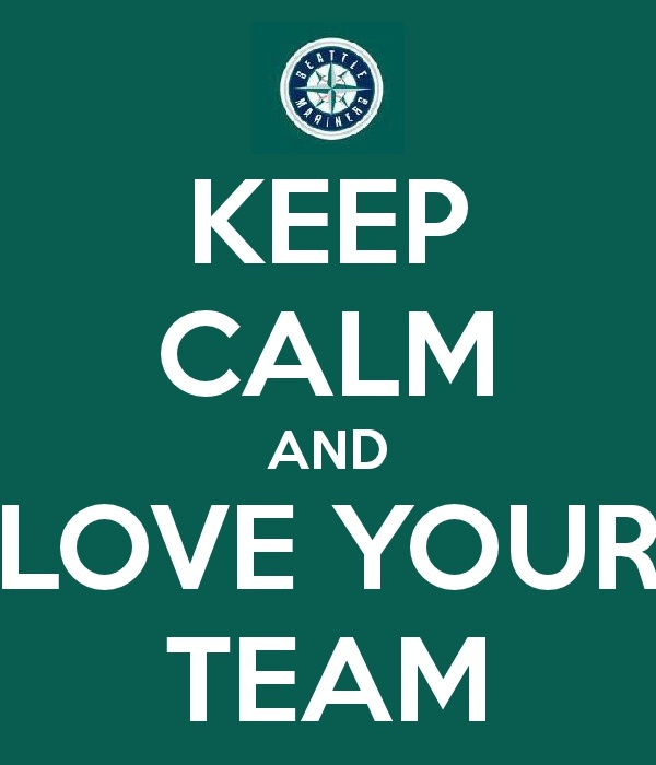 Love your team. Seattle Mariners.