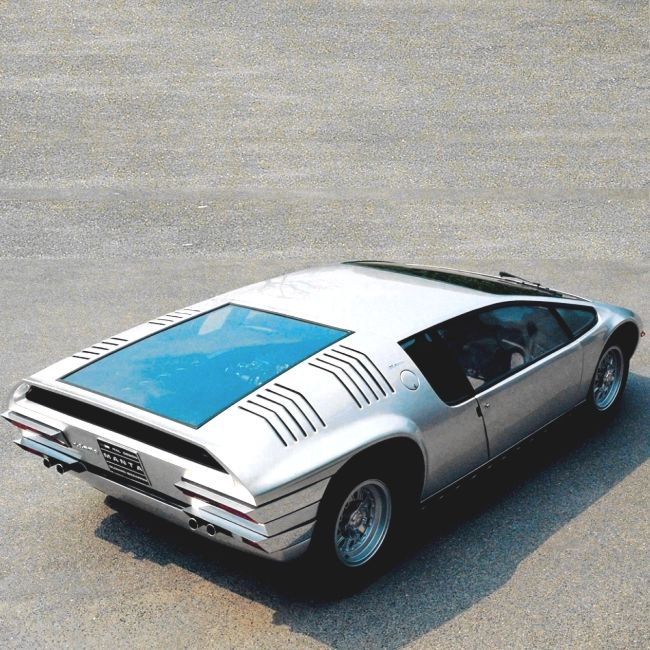 Bizzarrini Manta – Old Concept Cars